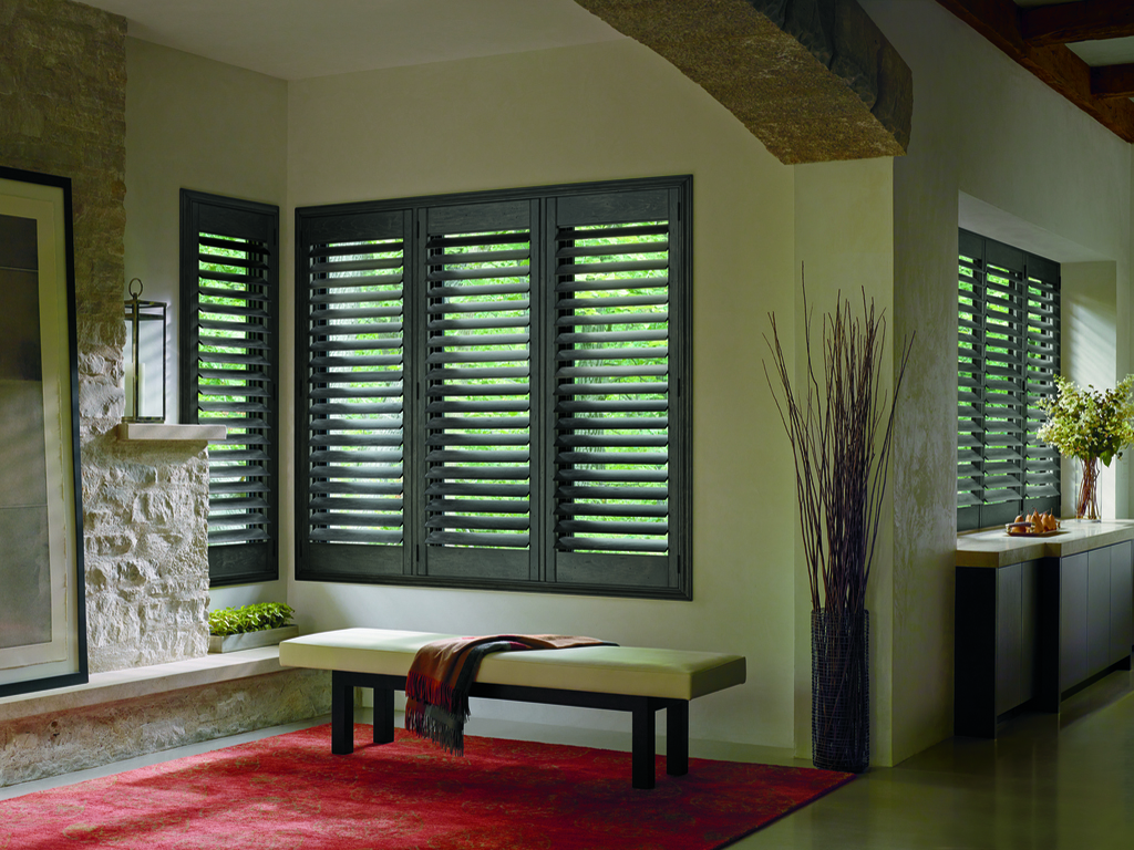 custom interior shutters